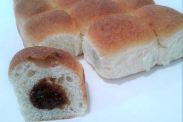 Buchteln à l'abricot (avec pâte levée)